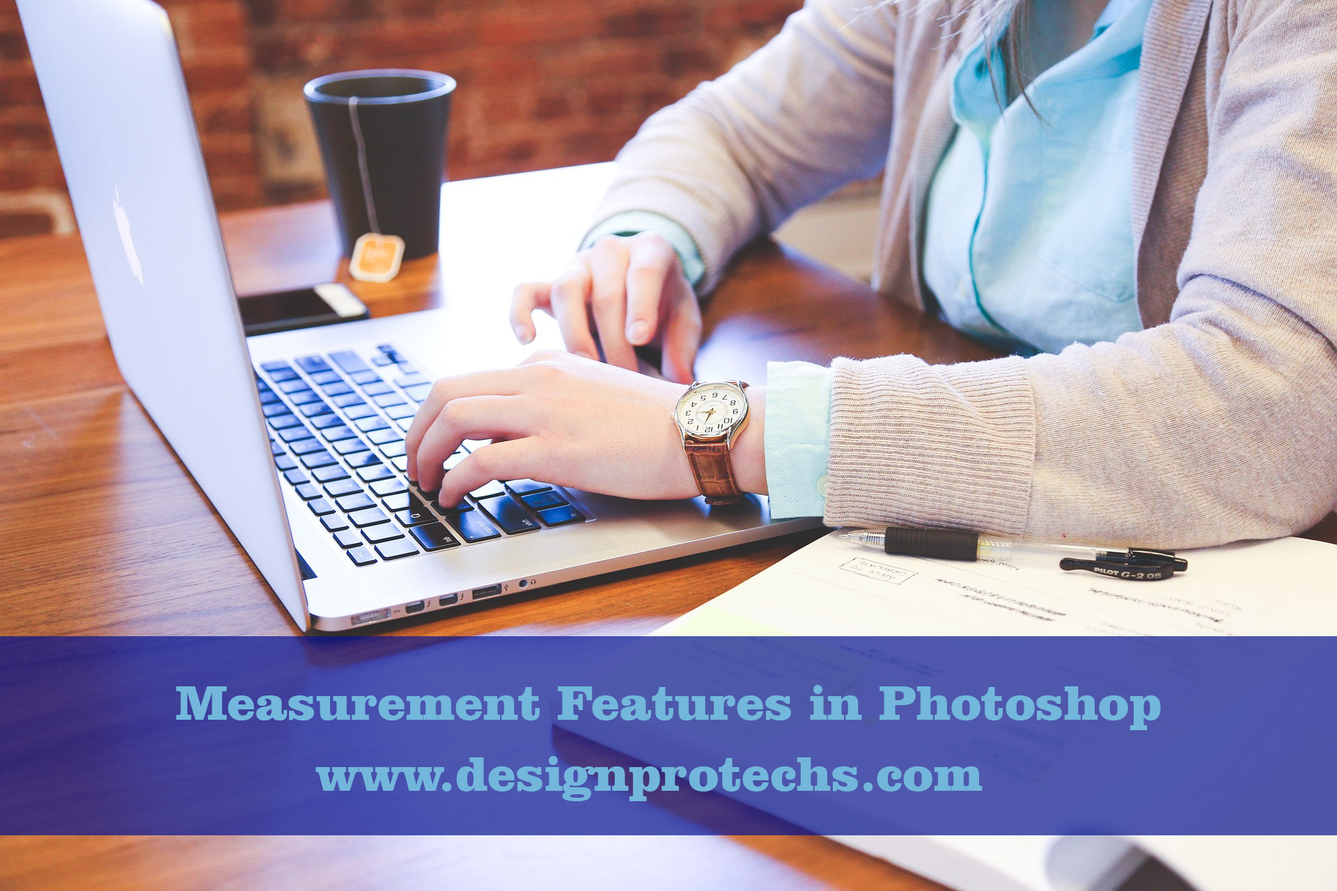 Measurement Features in Photoshop