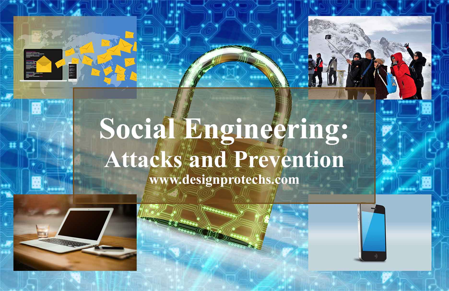 Social Engineering - Attacks and Prevention