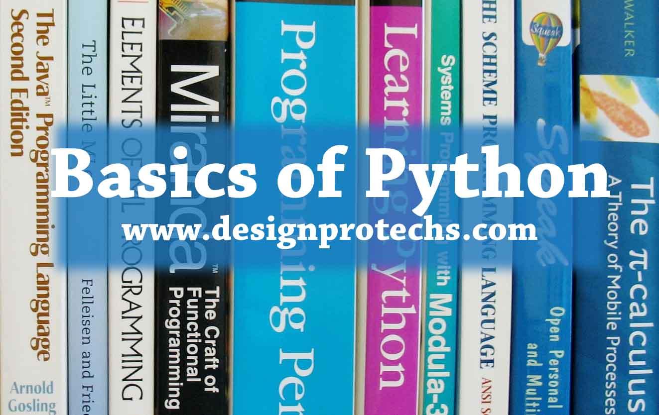 basics of python