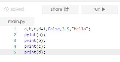 Basics of Python language - Characterset, Keywords and Variables